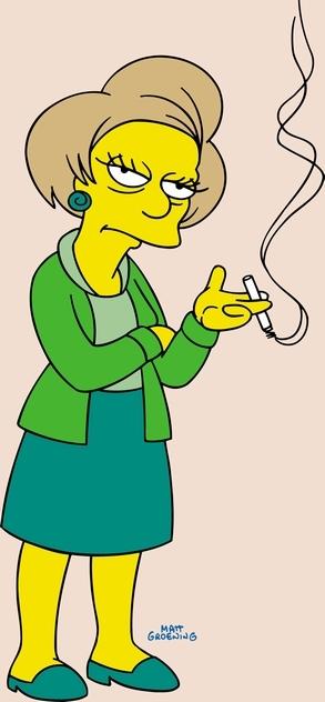 Personajes Los Simpsons